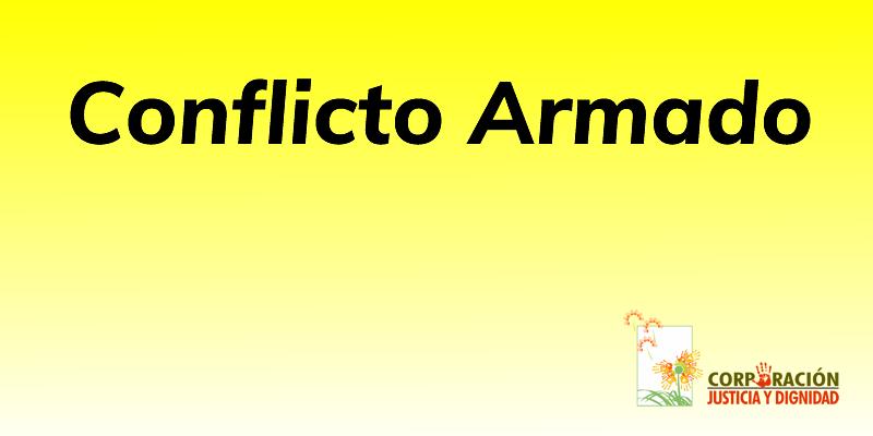 Combates entre efectivos del Ejército Nacional y disidencias de las FARC en la vereda El Pedregal de Caloto Cauca, zona protegida con medidas cautelares de la Comisión Interamericana de Derechos Humanos