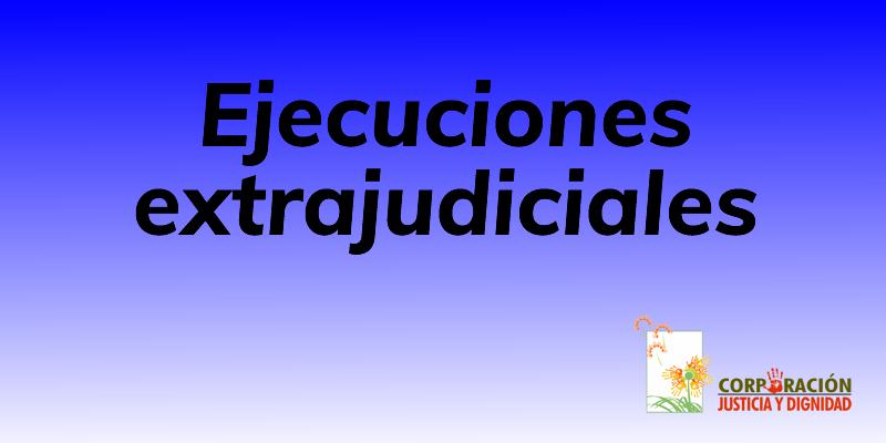 Menor de 15 años de la vereda El Pedregal de Caloto Cauca fue víctima de ejecución extrajudicial por parte del Ejército Nacional
